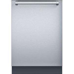DWHD650GFP 24 inch Sapphire 6 Wash Cycle Steel Dishwasher with Heavy Duty Door and Pro Handle