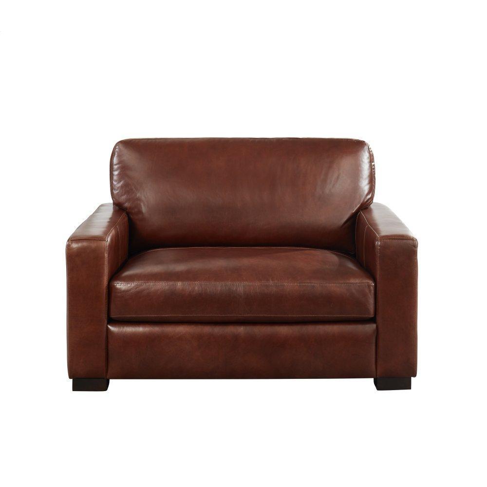 See Details - 7228 Randall Chair L619n Chestnut
