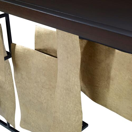 Collage Console Table