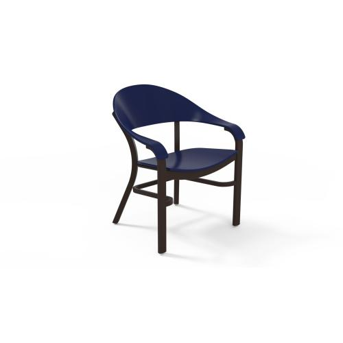 Jetset Dining Height Arm Chair
