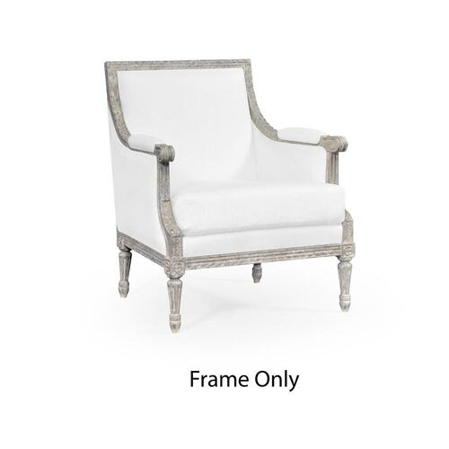 Occasional Chair, Frame Only