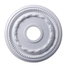See Details - Campione Medallion 16 Inch in White Finish