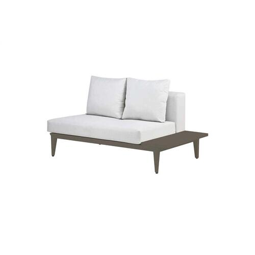 Alassio 2-Seater w/Extend End Table Top