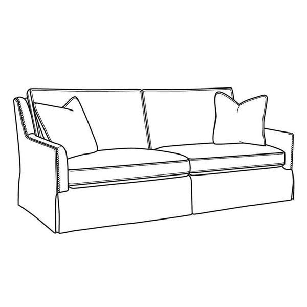 Long Sofa