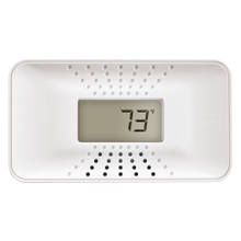 Digital Carbon Monoxide Alarms with 10 Year Battery & Display - CO710