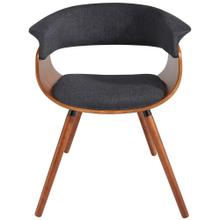 Holt Accent/Dining Chair in Charcoal