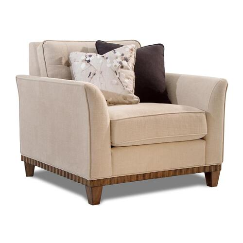 Magnussen Home - Ivory Chair