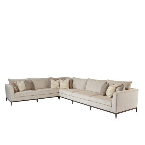 Loxley (bronze) Sectional