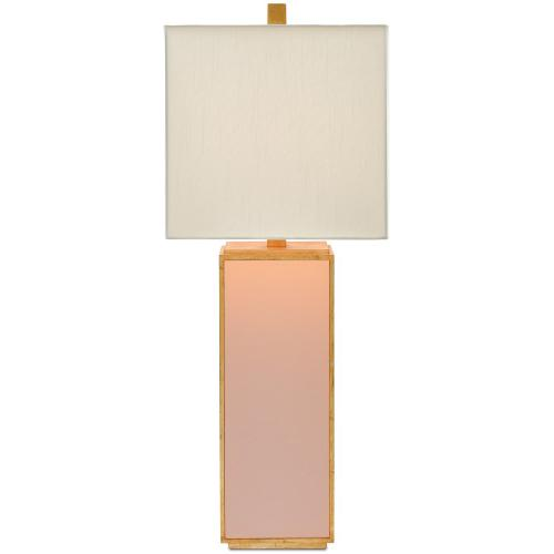 Currey & Company - Arden Pink Table Lamp