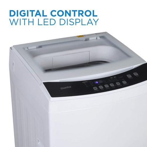 Danby Canada - Danby Compact 3.0 Cu.Ft White Top Load Washing Machine