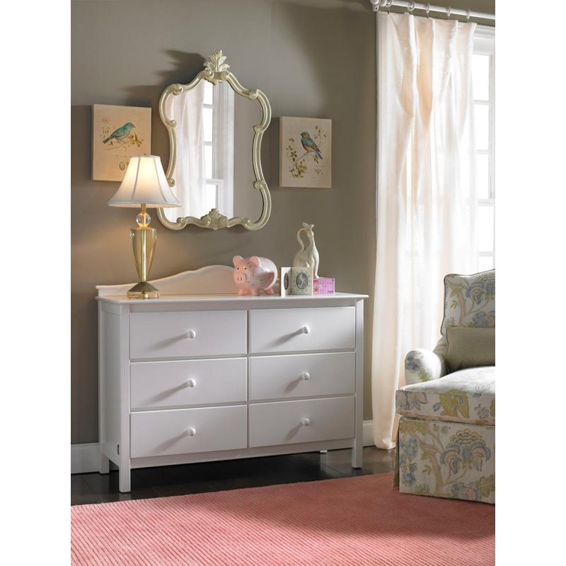 View Product - Fisher-Price Double Dresser, Snow White
