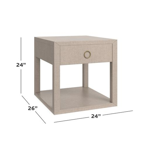 Ventura End/Bedside Table