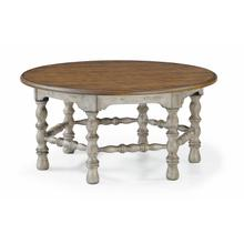 View Product - Plymouth Round Coffee Table