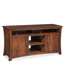 See Details - Loft TV Stand with Soundbar Shelf - Express