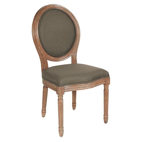 Lillia Oval Back Chair