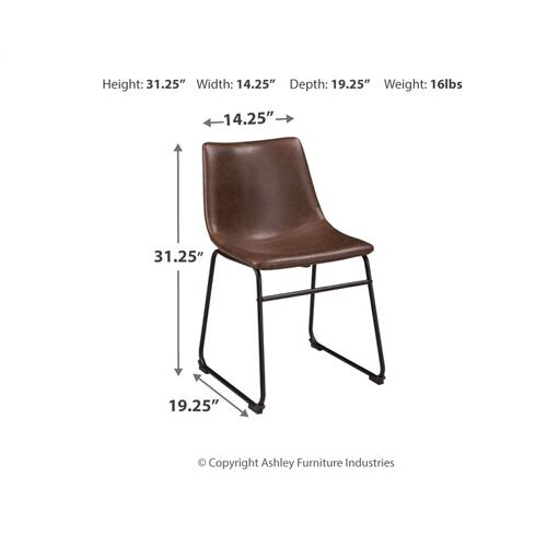 Centiar Single Dining Room Chair