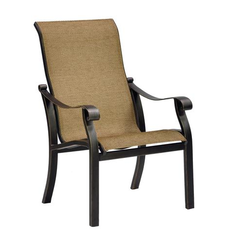Castelle - Madrid Sling Dining Chair