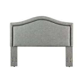 Grayling Headboard - King/Cal-King, Granite
