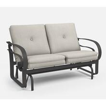 Low Back Loveseat Glider - Cushion