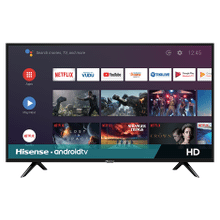 "32"" Class - H55 Series - HD Android Smart TV (2019) SUPPORT"