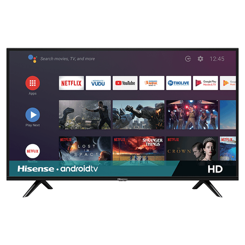 """32"""" Class - H55 Series - HD Android Smart TV (2019) SUPPORT"""
