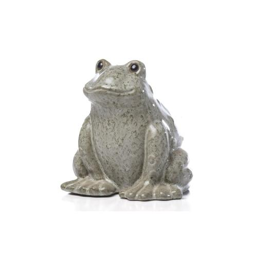 Alfresco Home - Medium Calm Frog (6/carton)