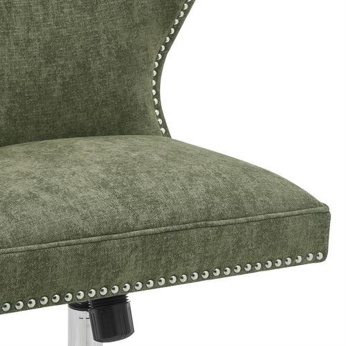 Product Image - Hazel KD Fabric Office Chair, Smash Green
