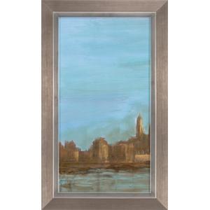 Manhattan Triptych I Textured