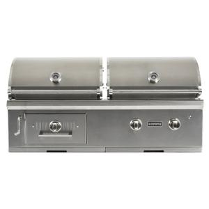 """Coyote50"""" Hybrid Grill"""