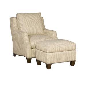 Kendall Chair, Kendall Ottoman