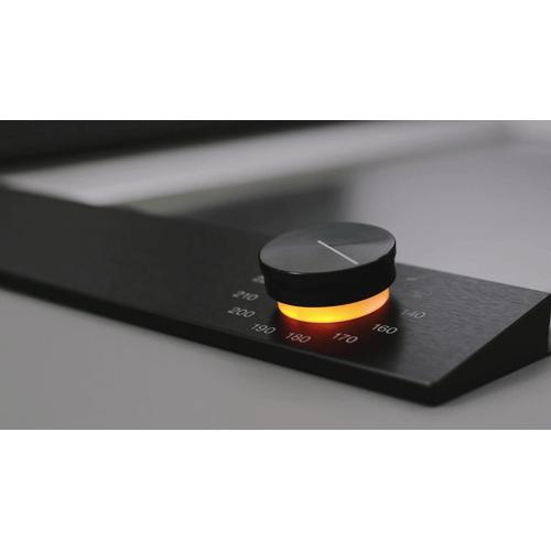 "200 series Vario 200 series electric grill Black control panel Width 12"""