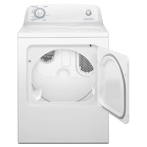 Top Load Matching Dryer - Electric Dryer - White