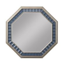 Laurel Grove Octagon Mirror