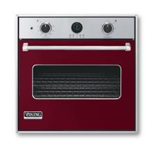 """Burgundy 30"""" Single Electric Premiere Oven - VESO (30"""" Single Electric Premiere Oven)"""