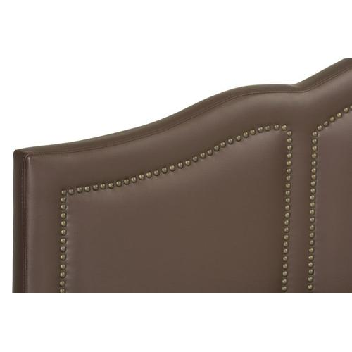 Brentmore Queen Upholstered Bed, Earth