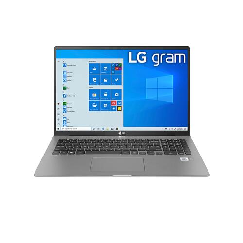 LG - LG gram 17'' Ultra-Lightweight Laptop with 11th Gen Intel® Core™ i7 Processor w/Intel® Iris® Xe Graphics