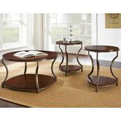 Miles 3-Piece Occasional Set (Cocktail Table & 2 End Tables)