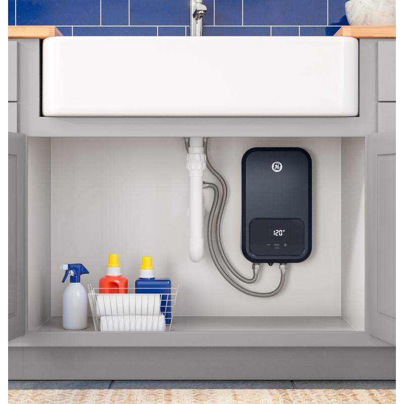 GE® Tankless Electric Water Heater
