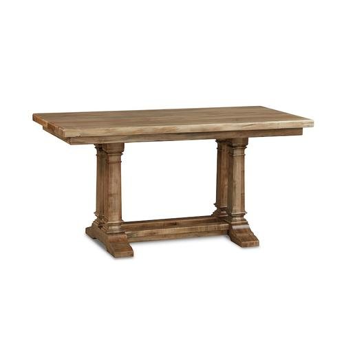 """Bench*Made Maple 76"""" Gathering Table"""