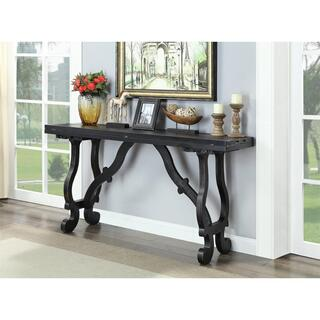 See Details - Flip Top Console Table