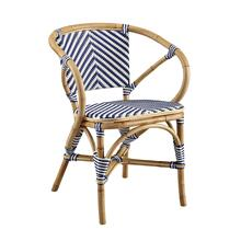 Blue Pearl Bistro Chair