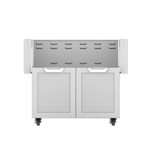 """Hestan - 36"""" Hestan Outdoor Tower Cart with Double Doors - GCD Series - Prince"""