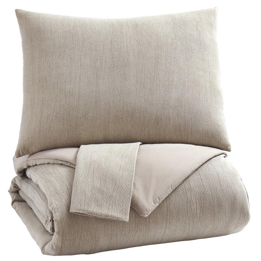Mayda 3-piece King Comforter Set