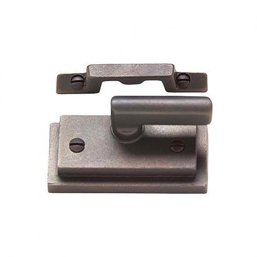 Rocky Mountain Hardware - Double Hung Sash Lock - DHSL200 White Bronze Light