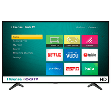 "32"" Class - H4030 Series - HD Hisense Roku TV (2019) SUPPORT"
