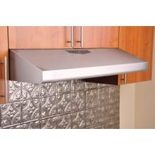 30 Inch Under Cabinet - Brillia CHX30 (400 CFM - Push Button)