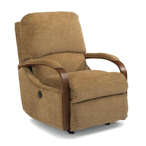 Woodlawn Power Rocking Recliner