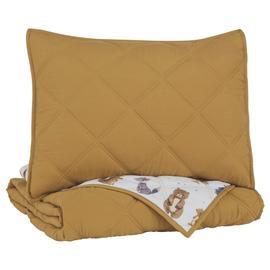 See Details - Cooperlen Twin Quilt Set