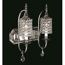 2-Light Princessa Sconce