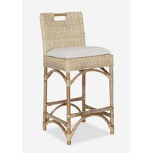 See Details - Natural Rattan Counterstool (17X18X36)